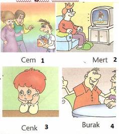 6.Sınıf Ingılızcece Interestıng Belıefs Testlerı 14