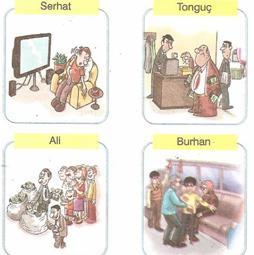 6.Sınıf Ingılızcece Interestıng Belıefs Testlerı 20