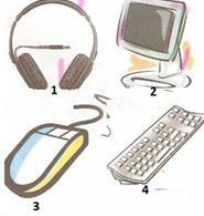 6.Sınıf Ingılızcece computer Testlerı 9