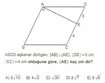 11.snf geometr dortgen testler 2