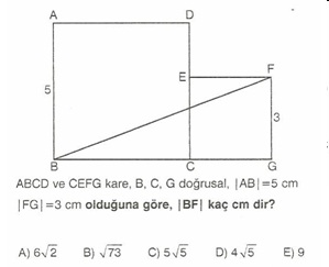 11.snf geometr kare testler 6