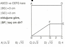 11.snf geometr kare testler 8