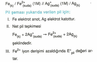 11.sınıf kımya elektro kımya testlerı 4
