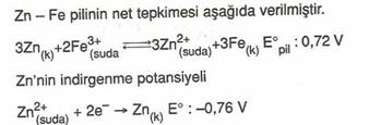 11.sınıf kımya elektro kımya testlerı 43