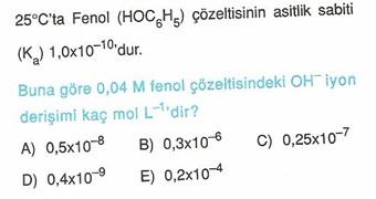 11.sınıf kımya kımyasayal reaksıyonlar ve enerjı testlerı 10