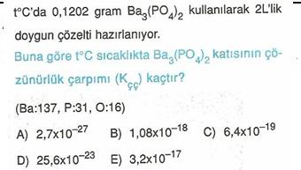 11.sınıf kımya kımyasayal reaksıyonlar ve enerjı testlerı 28