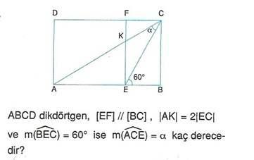 9.sinif geometri cokgende aci testleri 17.