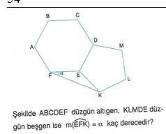 9.sinif geometri cokgende aci testleri 31.