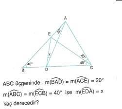 9.sinif geometri cokgende aci testleri 37.