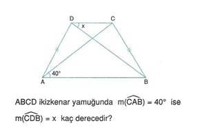 9.sinif geometri cokgende aci testleri 40.