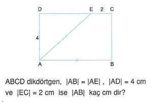 9.sınıf cokgende cevre ve alan testleri 11.