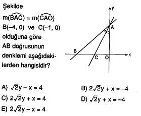 12.sinif-analitik-geometri-dogrunun-analitik-olarak-incelenmesi-testleri-12