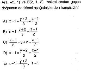12.sinif-analitik-geometri-uzayda-vektor-dogru-ve-duzlem-testleri-32.