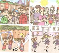7.Sınıf Ingılızce Old Days Testlerı 1