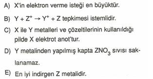 11.sınıf kımya elektro kımya testlerı 2