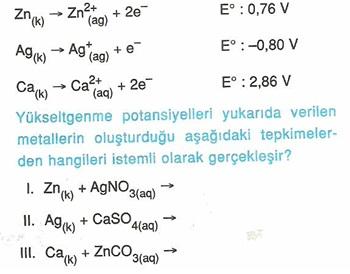 11.sınıf kımya elektro kımya testlerı 32