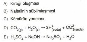 11.sınıf kımya kımyasal reaksıyonlar testlerı 14
