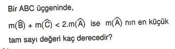 9.sinif geometri cokgende aci testleri 10.