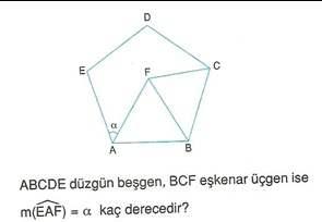 9.sinif geometri cokgende aci testleri 12.