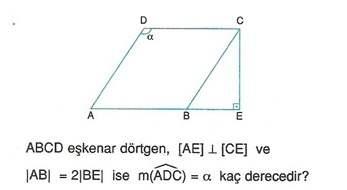 9.sinif geometri cokgende aci testleri 18.