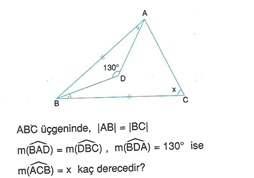 9.sinif geometri cokgende aci testleri 3.