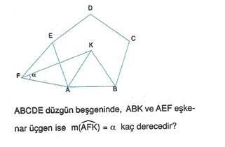 9.sinif geometri cokgende aci testleri 46.