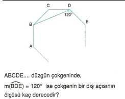 9.sinif geometri cokgende aci testleri 5.