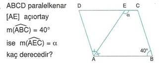 9.sinif geometri cokgende aci testleri 6.