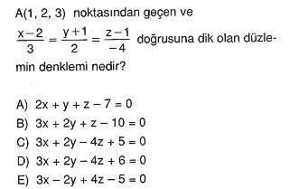 12.sinif-analitik-geometri-uzayda-vektor-dogru-ve-duzlem-testleri-19.