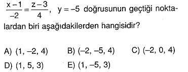 12.sinif-analitik-geometri-uzayda-vektor-dogru-ve-duzlem-testleri-31.