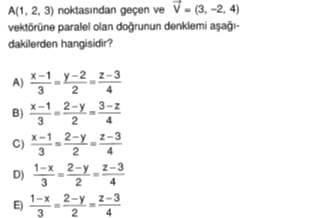 12.sinif-analitik-geometri-uzayda-vektor-dogru-ve-duzlem-testleri-33.